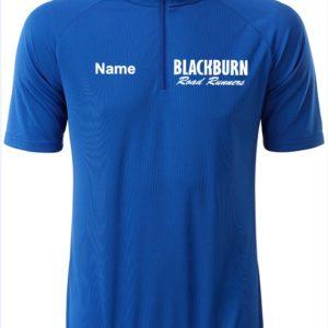 Blackburn Road Runners Mens Bike T-shirt (JN512)
