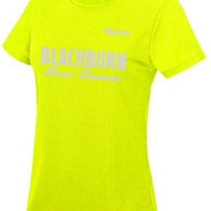 Blackburn Road Runners Ladies Performance Tshirt (JC005)
