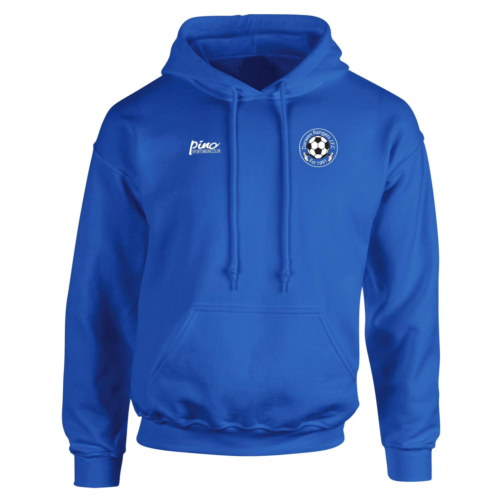 50ab492919f Darwen Rangers FC Hoodie GD57