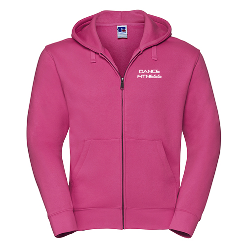 J266M Dance Fitness Blackburn Unisex Zip Hoodie